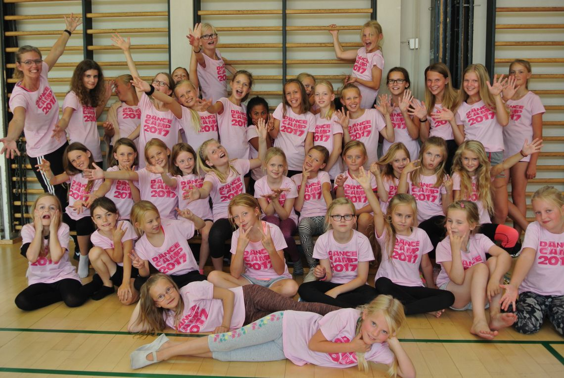 Dance Camp i uge 27 (sommerferieaktivitet)