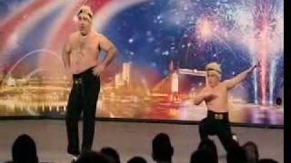 Stavros Flatly - Britains Got Talent 2009